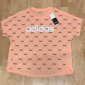 NWT adidas shirt